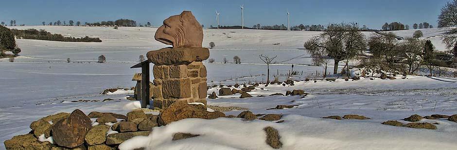Duppach, Römische Grabungsstätte
